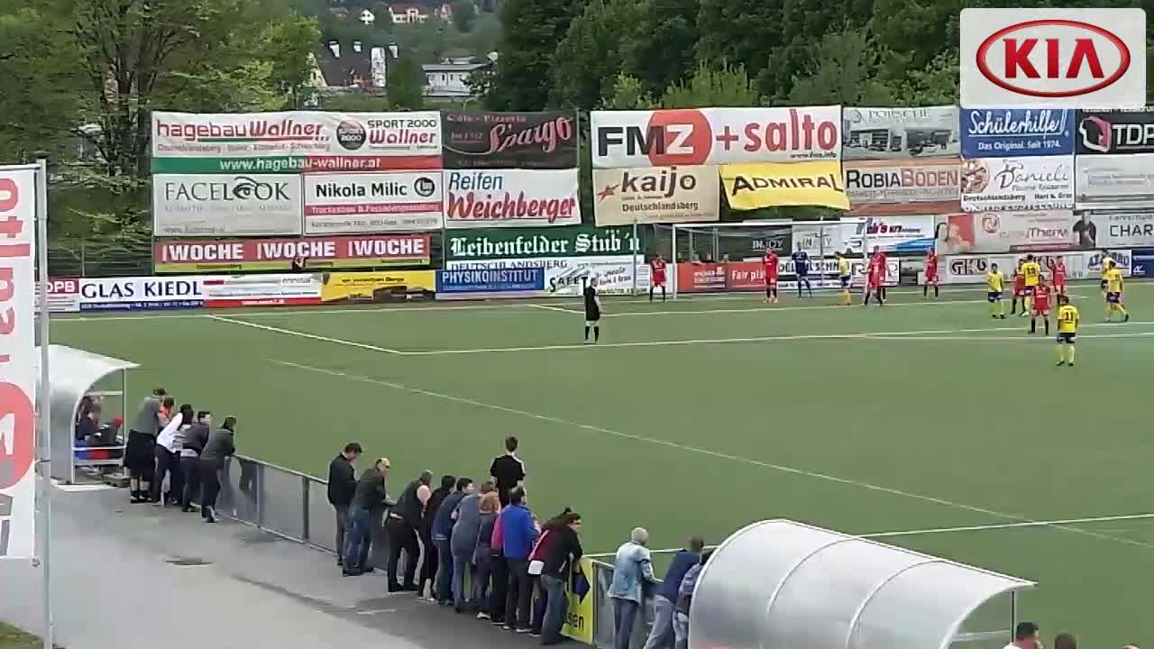 Deutschlandsberg - SK Vorwärts Steyr | Live-Ticker, 06.05.2017 ...